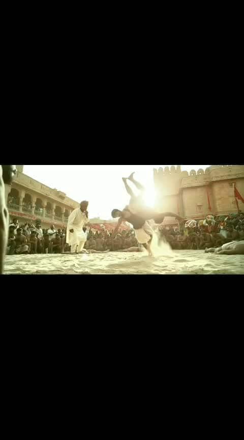 #mersal #vijay  mersal scene
