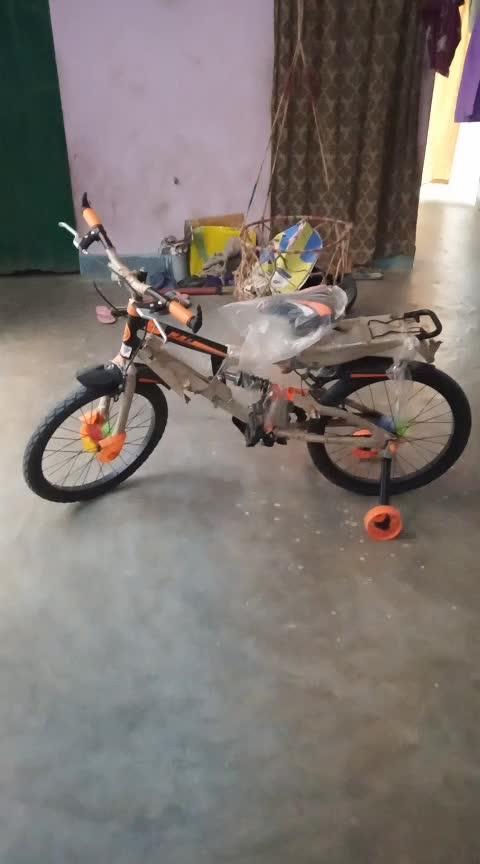 J. B BMX CYCLE