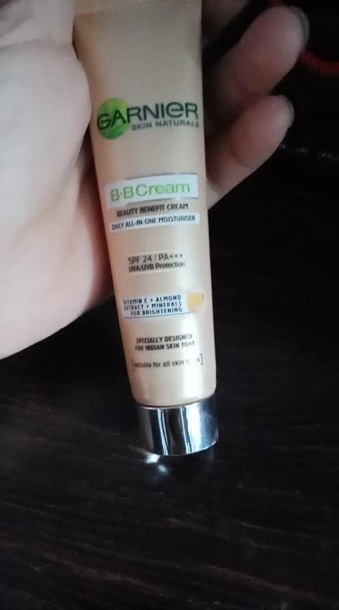 Garnier skin natural 🔝 B. b cream 💯 spf #24