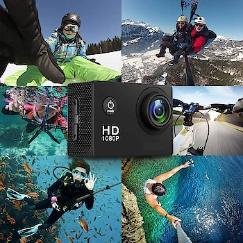 Be it a successful Goa trip after all that procrastination or another amazing trip planned with your travel buddies, capture all those special moments in life with Flinty's GoPro Action Camera!  #znmd #yjhd #ilaahi #actioncamera #goatrip #waterproof #yolo #fomo #procrastination