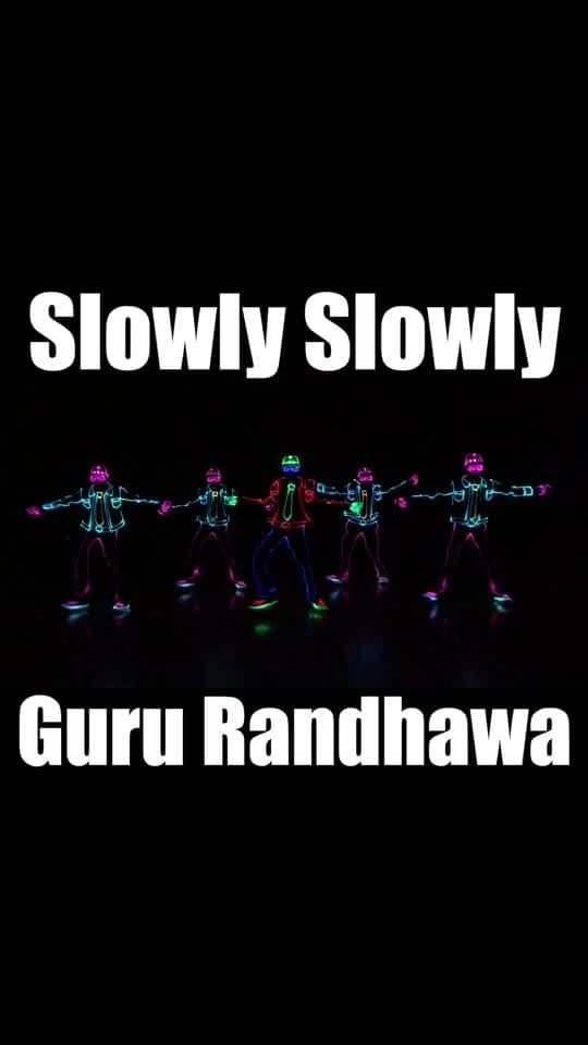 Slowly slowly #dance #gururandhawa #slowlyslowly #shraeykhanna