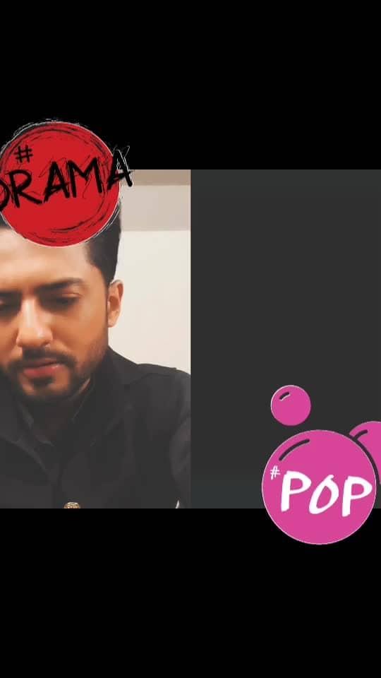 #drama #roposo #drama #pop
