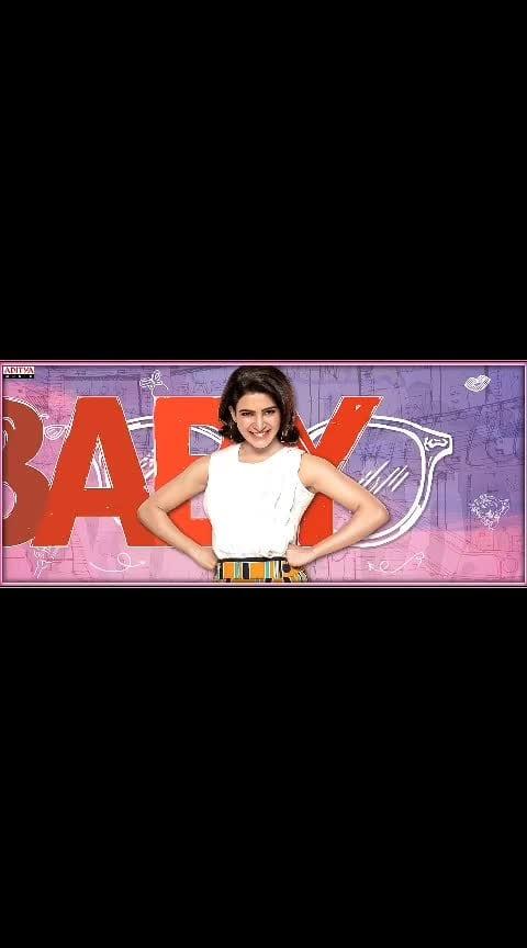 #OhBaby #SamanthaAkkineni #NagaShourya #Oh Baby Lyrical #Oh Baby Songs #Samantha Akkineni #Naga Shourya #Mickey J Meyer
