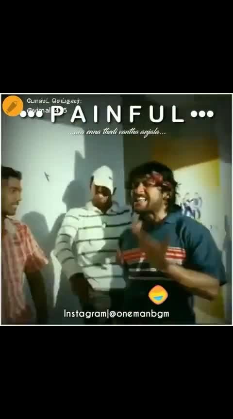 ...painful...