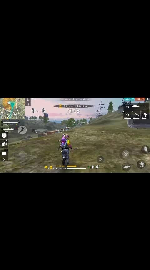 free fire squad vs squad