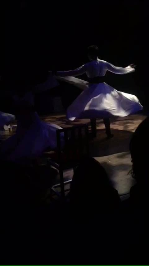Time to praise HIM and whirl n whirl... remembering HIM and thanking HIM for all that HE has given me... #thankyou #thankyougod #thankyougod🙏 #whirlingdervish #sufi #sufism #sufisme #jannat #god #discover #discovergod #spiritualawakening #white #whiteoutfit #stage #stageshow #spin #spins #instagram #repost #dance #dancer #sandipsoparrkar #indiafineartscouncil #danceclasses #learntodance #mumbai #mumbaidancers