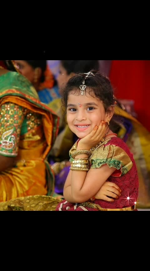 cute girls #sandykanna #cute-baby #roposo #ropo-girl #beauty #adorables