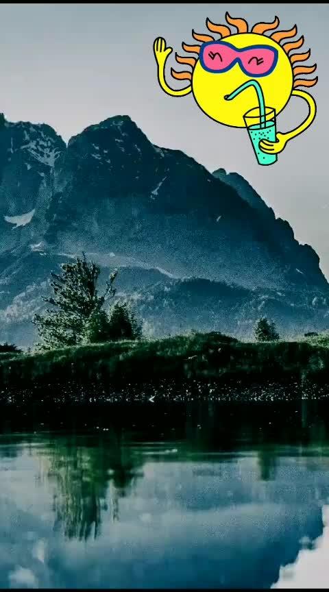 #5june #worldenvironmentday #pariyavarn #ropo-nature-lover #haya #ropososticker #roposoviewers #celibrationchannel #dailywishchannel