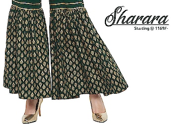 Sharara starting @ 1169/-  https://bit.ly/2QIl3XO  #9rasa #colors #studiorasa #ethnicwear #ethniclook #fusionfashion #online #fashion #like #comment #share #followus #like4like #likeforcomment #like4comment #ss19collection #ss19 #sharara