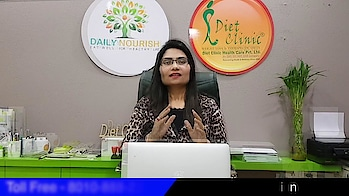Tip of the Day by Dietician Sheela Seharawat