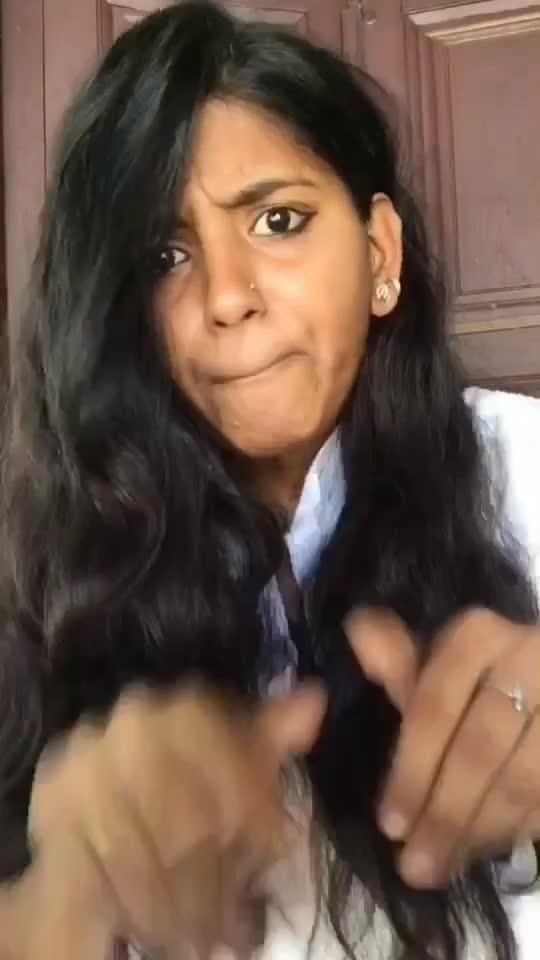 Apdithana sollanun #tamilcomedy #roposo #comedylife #tamilroposo