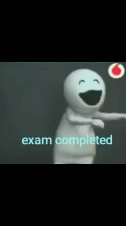 #exams #completed