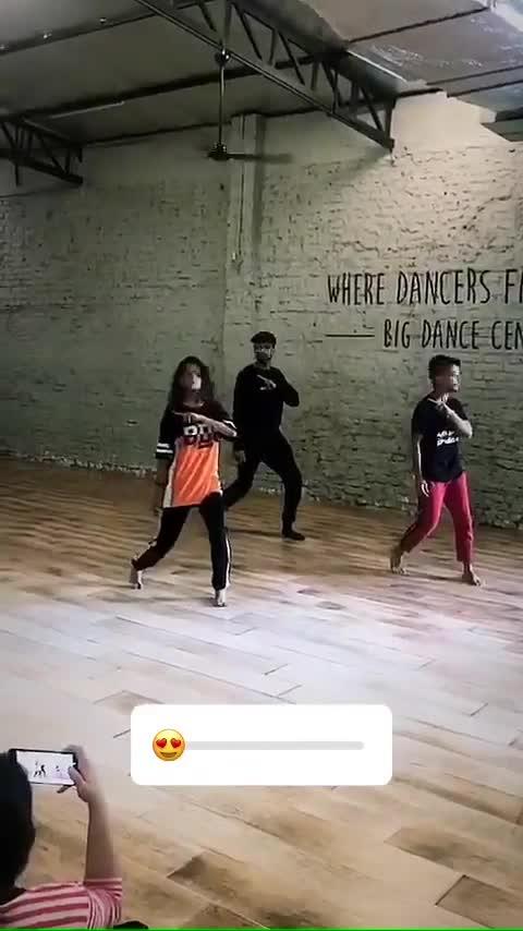 #badguy #ashnakatoch #contemporarydance #fusion #bigdancecentre