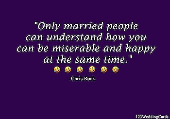 """Only married people can understand how you  can be miserable and happy at the same time.""  #realcouples #marriedcouples #happycouples #couplesgoals #relationshipgoals #relationships #couplelover #couplelife #funnyquote #funlove #loveintheair #cutelove #truelove #wedding #lovelife"