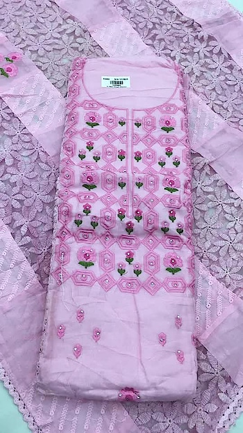Rate:1950/- Cotton fabric