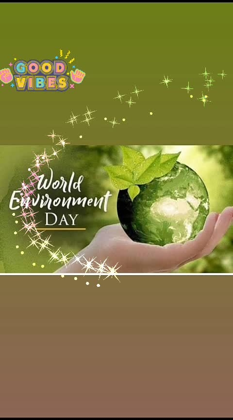Happy World environment day 🌎🌏🌍 #savetrees #savewater-savelife #saveearth #valuenaturalresources #nature #mountains #rivers #sea #trees #plants #fruits #flowers #leafs #life #beautifulnature #beautiful_world  #happyworldenvironmentday #worldenvironmentday #dailywisheschannel #dailywishes #roposofeed