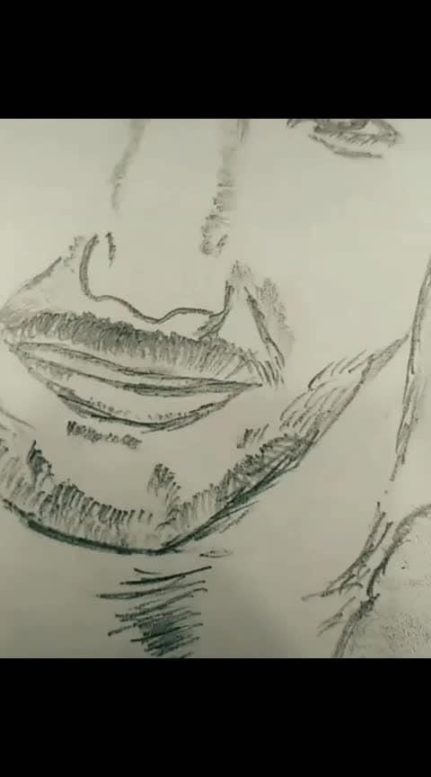 #pencilsketch #art #maheshbabu