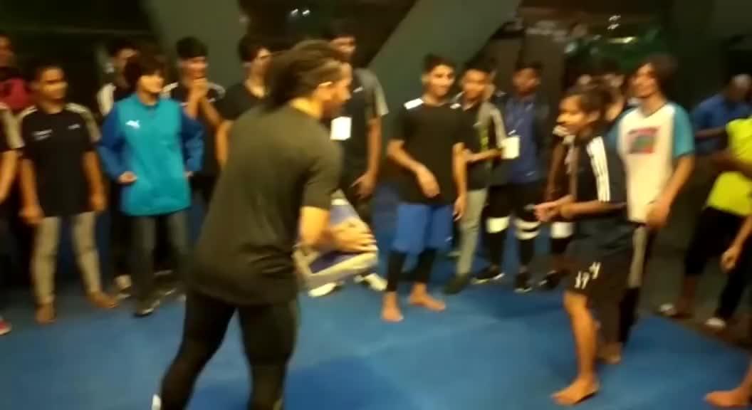 Amazing kicks