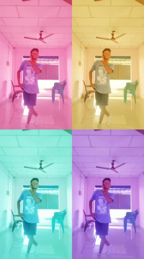 adi rrangiye cover!💚😇#rangi #dilukshan #tamilcoversong #roposo-dance