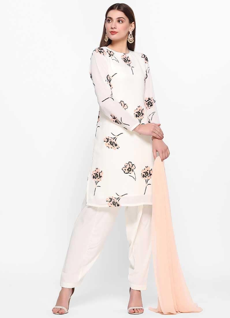 Diya Online - Spring Printed Salwar Suit  Link - https://www.diyaonline.com/spring-printed-salwar-suit-ls-3231.html  #diyaoutfit #diyaonline #embroideredsuits #roposo #trendyoutfits #suits
