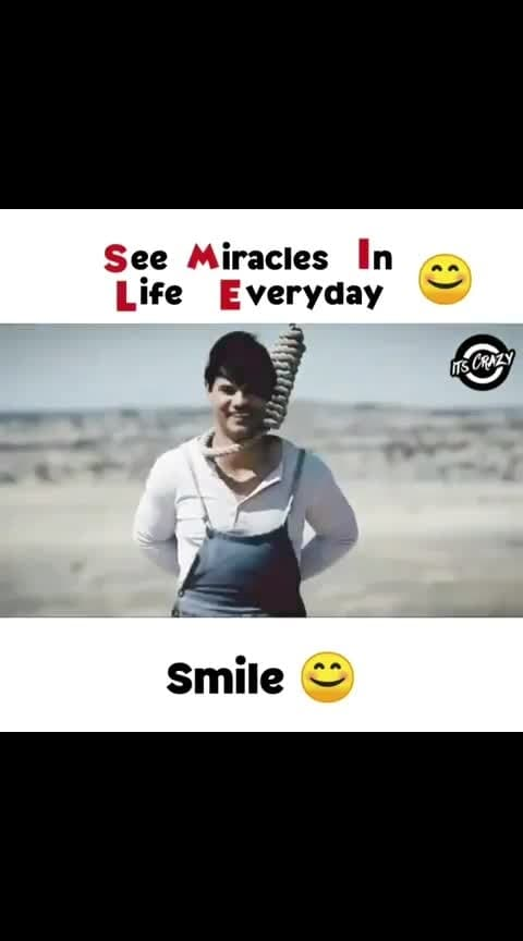 #smile #miracle