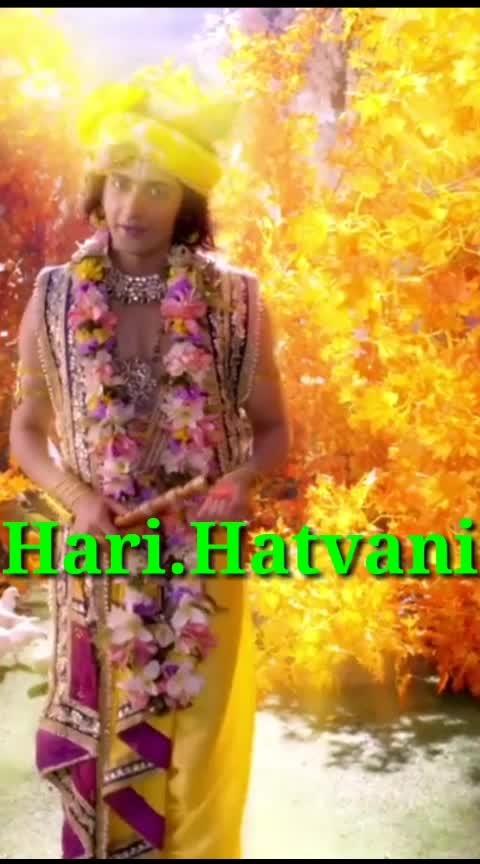 radha krishna #radhakrishna  #starbharat  #krishnvaani  #harihatvani
