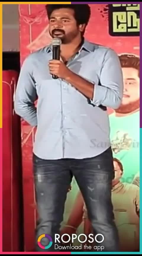 #sivakarthikeyan #inspirational_speech
