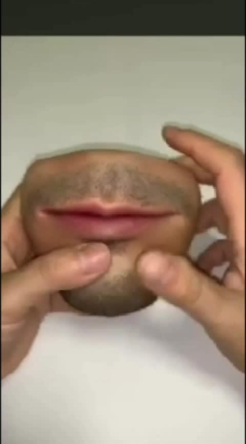 mouth purse