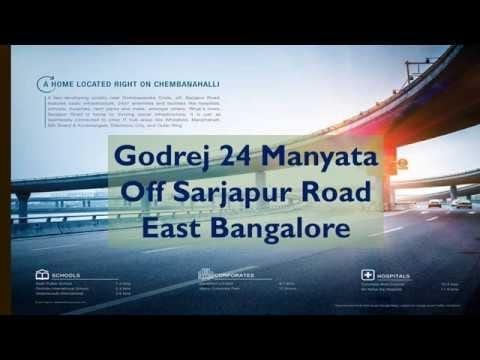 Godrej 24 Manyata | Off Sarjapur Road  | East Bangalore | Get Offers@ 8861265544  #godrej24sarjapur #godrej24manyata #godrej24bangalore #offsarjapurroad #eastbangalore  Refer:  https://www.godrej24.org.in/faqs.html