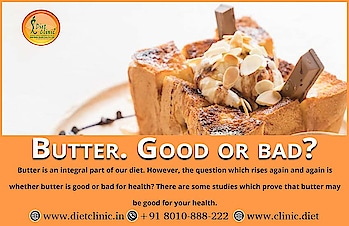 Dietician Sheela Seharawat Tips. ⭐️Butter . Good or bad ? ✅Everyone know butter is good for health but a dietician suggest how to use it for your health. 👉Get more health tips call us at 8010888222  🔰Book Your Appointment: https://www.onlinediets.in/