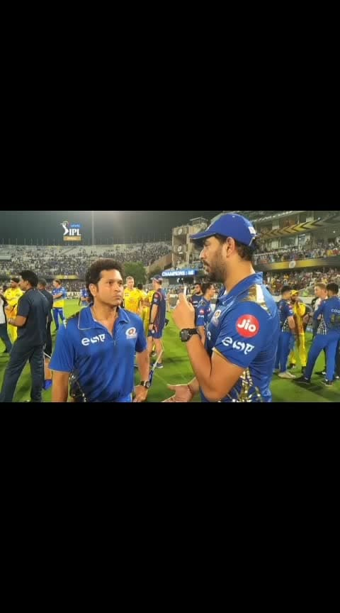 Bumrah, world's best' - Sachin and Yuvi  @sachintendulkar and @yuvisofficial were unanimous in their opinion of @jaspritb1 , while weighing in on @mumbaiindians' 3rd #VIVOIPL final win over their arch-rivals. #MIvCSK .  Watch the full 📹 with the link in our IG story/link in the bio.