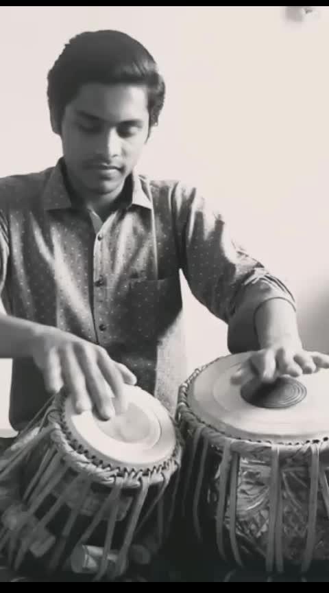 Agar Tum Sath Ho - Tabla cover // Original credits - Arijit Singh, Alka Yagnik  #nextsingingstar #cover #tabla #passion #instrumental #goodmusic #roposo #roposomusic #musicallys #musician #musiclife