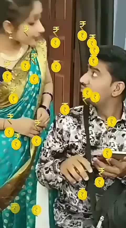 #wife-husband-very-funny-video 😜🤣😜G. S. T