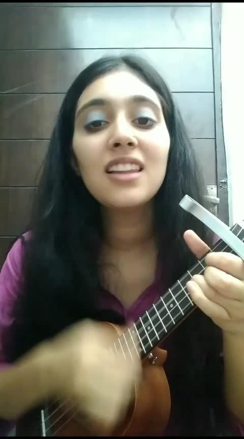 subhanallah 🌼  #ukulele #subhanallah #hindi