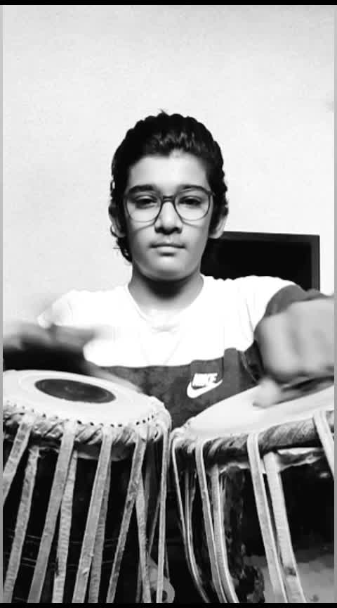 part-2 ..teri mitti 🎼🎵 #song #terimitti #tabla #coverup #ved_prajapati #music #aliabhatt #varundhawan #kesari 🎵