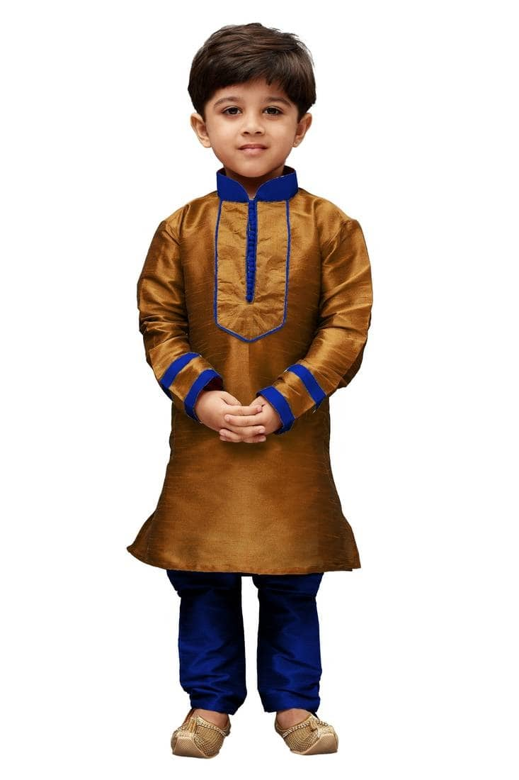 Get online #KidsKurtaPajama from Mirraw, in lowest cost with fastest international shipping. Visit a website to see more collection : https://www.mirraw.com/kids/boys/clothing/kurta-pyjama