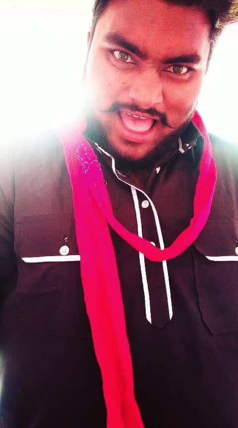 #saikumar #charan_version #roposo#dramebaz