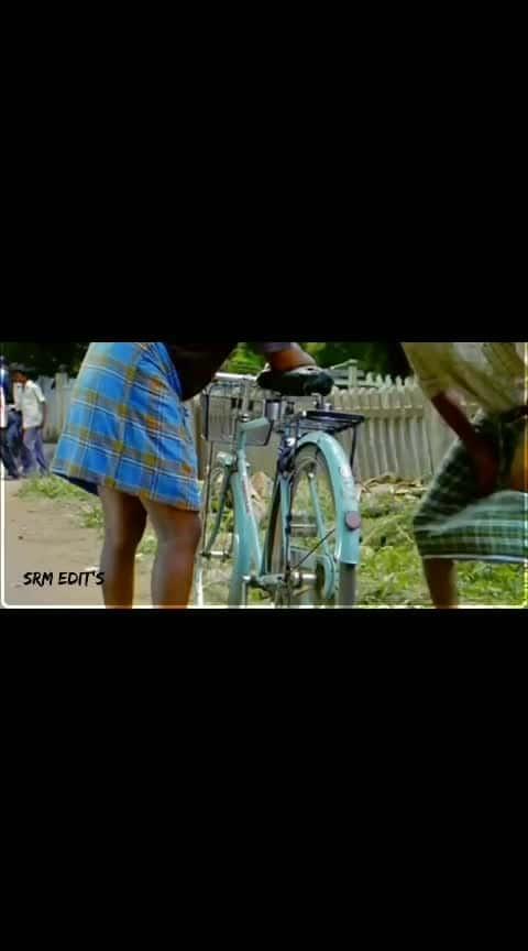 #othayadipathaiyila tamil love status song remix by SRM EDIT'S