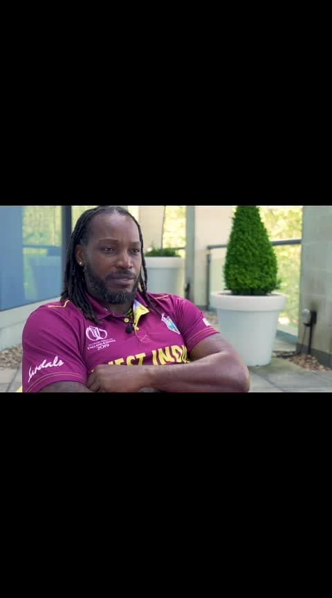 CWC19:ChrisGayle #cwc19 #worldcup2019