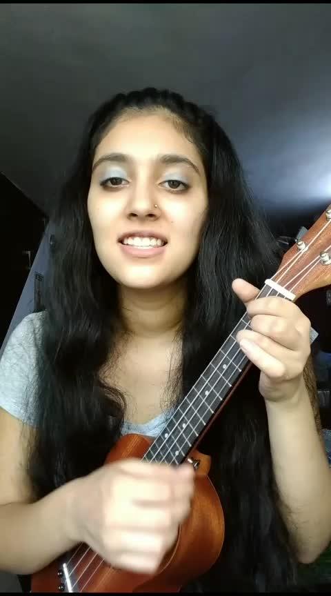 let's roar !   #ukulele #katyperry