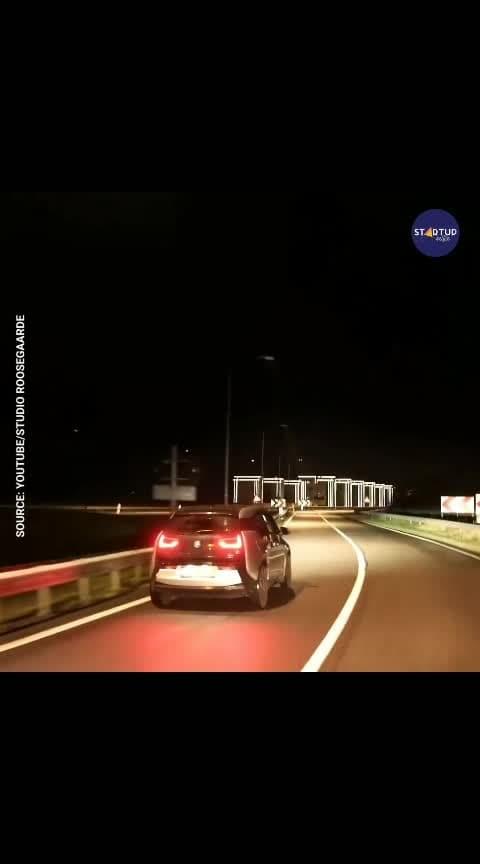 Futuristic Gates of Lights