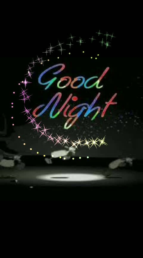 #good-night  night