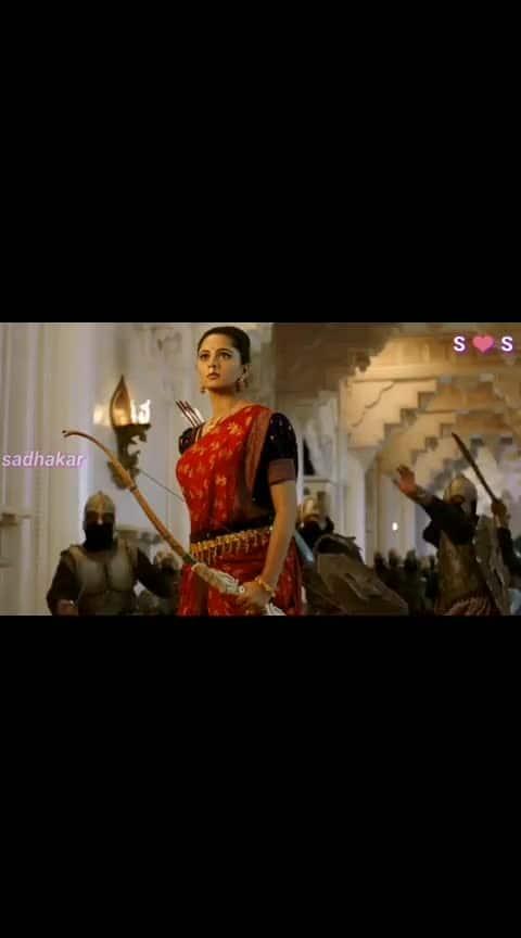 #bhahubali2 Best scene