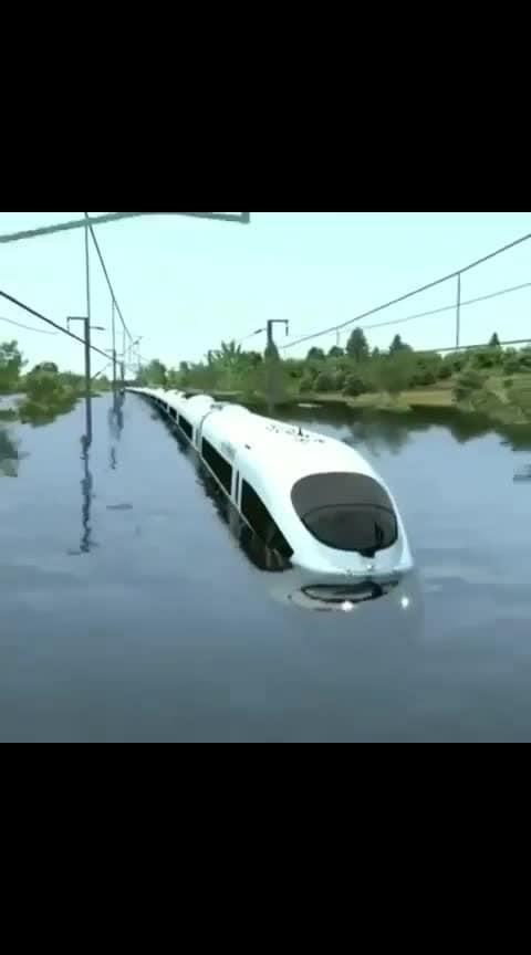 #wow #roposowow #wowchannel #trendingnow #digi #newtechnology #train #underwater