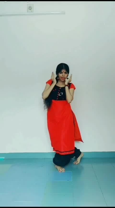 kannukkul pothi.. #risingstar #tamilsong #athirasajeev #dance #classicaldance #classicaldancer #roposo-dance #originalmusic #roposo-beats