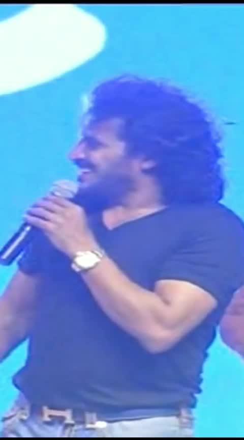 మనం చాలా క్లోజ్ కదా..! 😉 || #upendra #fantastic #speech || #cinebazar