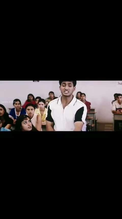 #nuvvunenu movie comedy scene #udaykiran #dharmavarapu_subramanyam