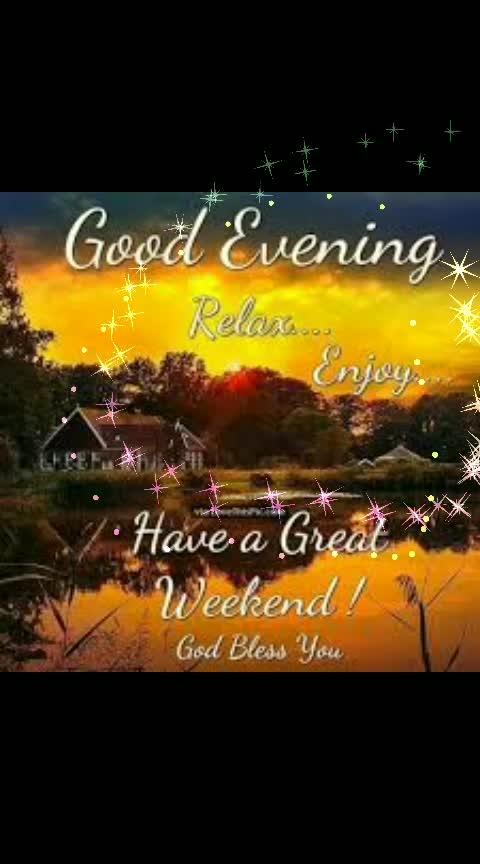 #good-evening  evening