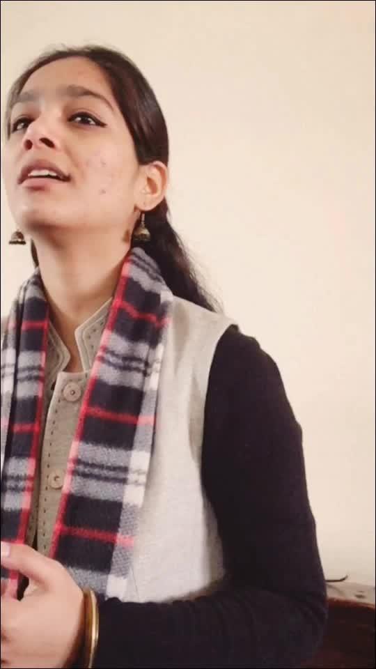 Saanware - Sheetal Rawat #sheetalrawat #musical #singer #ropososinger #roposo #risingstar #singingvideos #love #musicvideo #roopkumarrathod #saanware #bollywood #artist