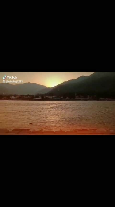 #earlymorningshoot#natureslove#mountains#hills#sunrise#rishikeshdiaries#uttrakhand#travel#beauty#tiktok